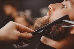Trimming Beard