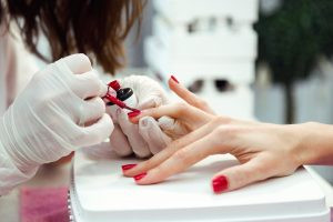 Nail Technology school in Hollywood, FL Red