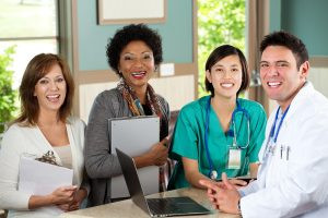 Medical Assistants and Doctor