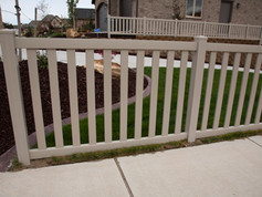 closed picket fence in fruita