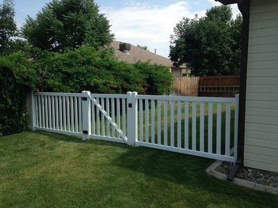 closed picket fence for sale