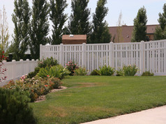alternating picket fence in grand junction