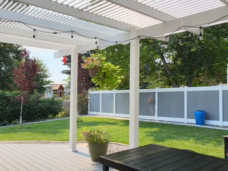 Louver Options for Shade Select Patio Covers