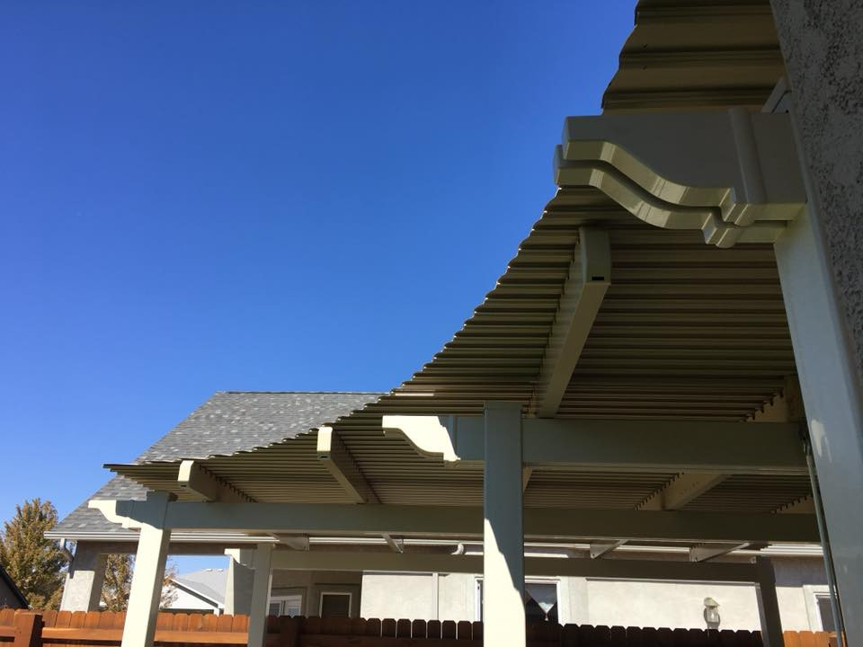 Shade Select Adjustable Patio Cover