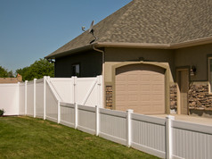 privacy fence in palisade