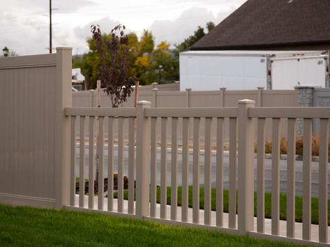 closed picket fence in grand junction