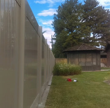 privacy fence in glenwood springs