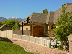 closed picket fence in grand junction co