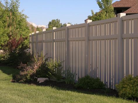 alternating picket fence in glenwood springs