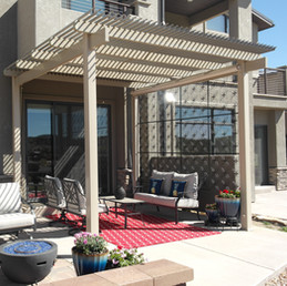 Condo - Golf - Shade Select Patio Cover / Roof System