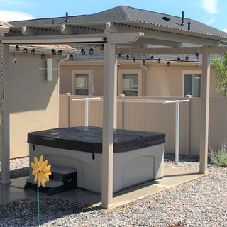 Jacuzzi Shade Select Patio Cover / Roof System