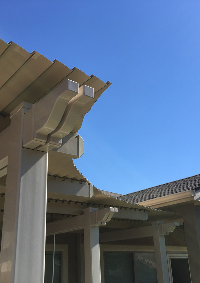 Shade Select Patio Cover / Roof System