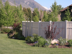 alternating picket fence in breckenridge