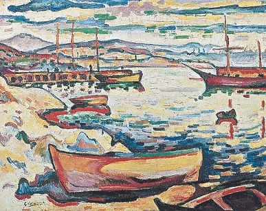 Braque, Le port d'Anvers.jpg