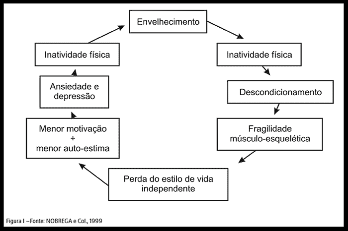envelhecimento e atividade física GranDoctor