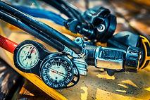 Regulator finns i olika utföranden, Team Divers har allt för dykaren