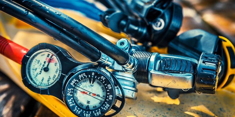 Curso de mergulho avançado - ADV Open Water Diver