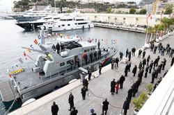 Inauguration Bâtiment Police Maritime