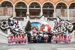 Noel au Palais Princier