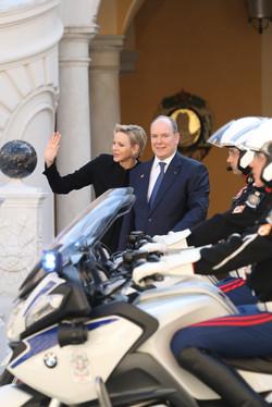 Couple Princier Monaco