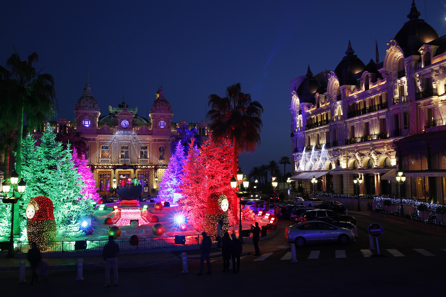ILLUMINATIONS PLACE DU CASINOG