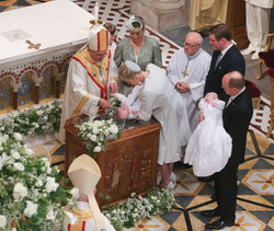 Baptême Enfants Princiers