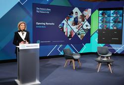 Plateau TV au Grimaldi Forum