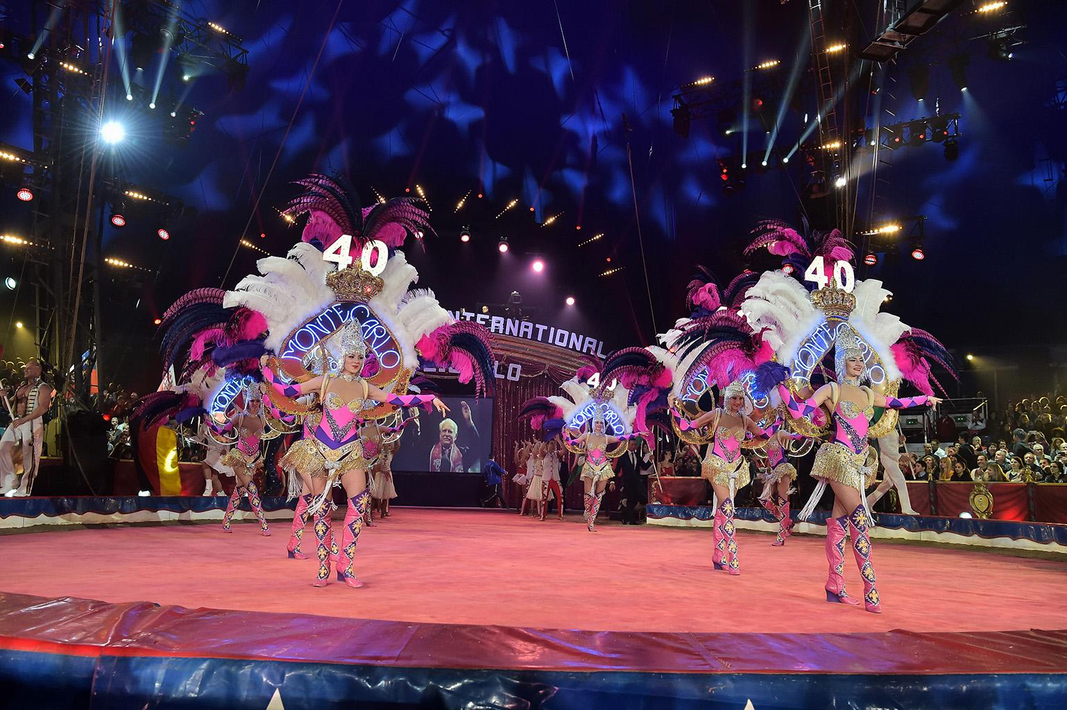 FESTIVAL DE CIRQUE 2015