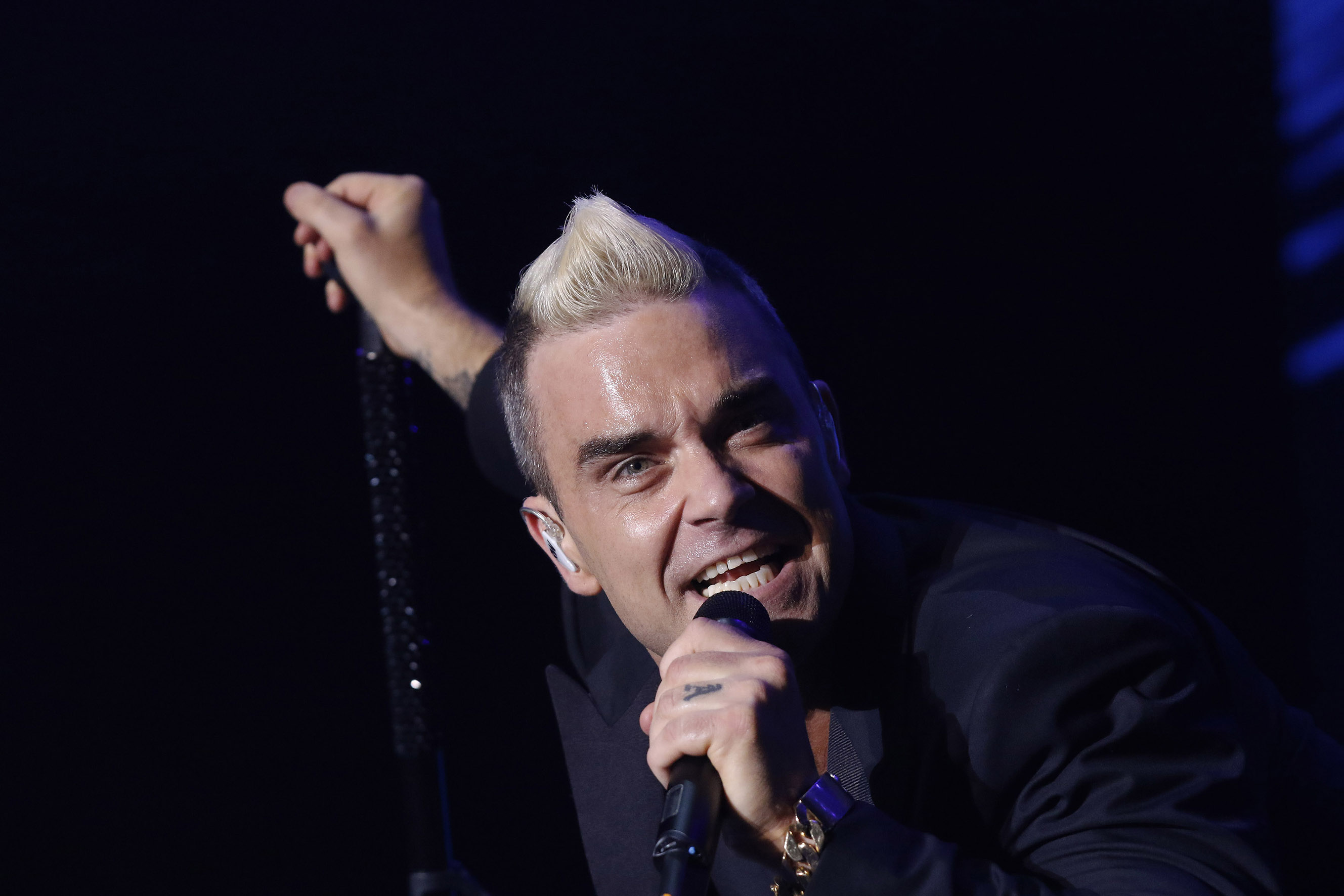 CONCERT ROBBIE WILLIAMS