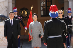 Président Xi JinPing à Monaco