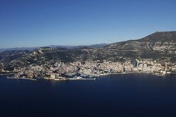 VUE D'HELICOPTERE