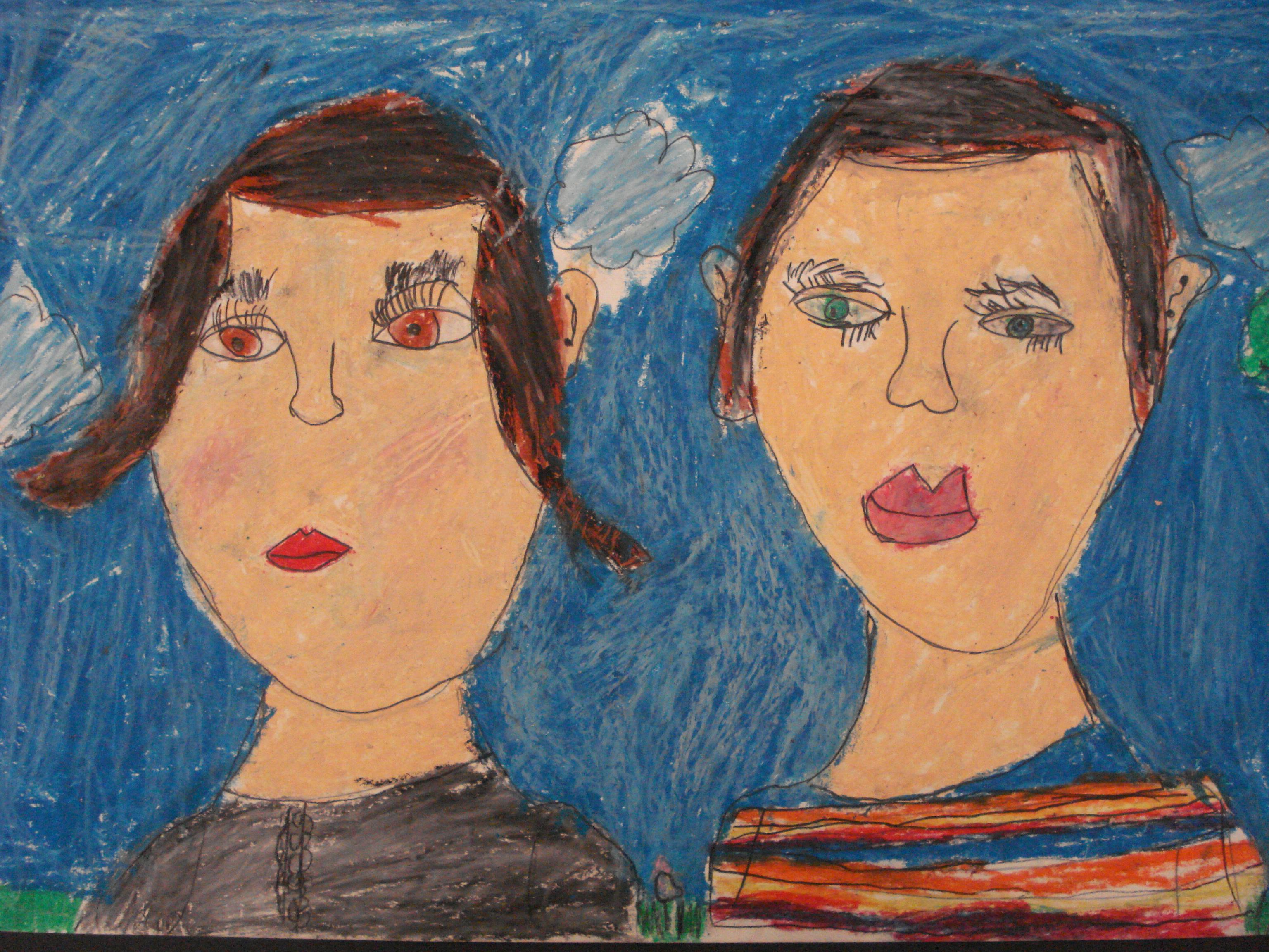 F., Age 6