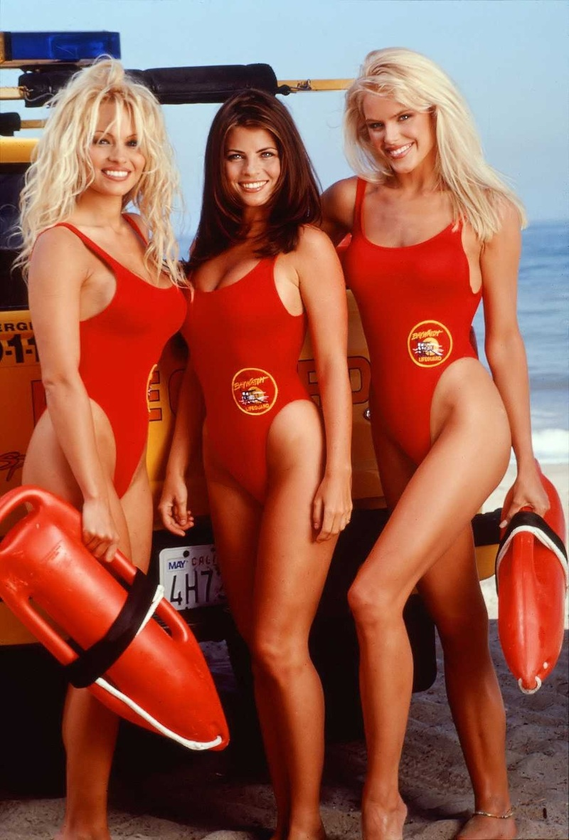 All the girls in baywatch the porn — 1