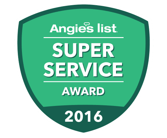 Quality Discount Roofing, LLC. Earns Esteemed 2016 Angie's List Super Service Award