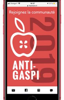 Démarrage des inscriptions pour le millésime 2019 du Label des Restaurants Engagés Anti-Gaspi