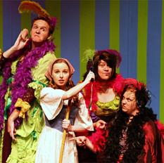Cinderella, Theatre for Young America