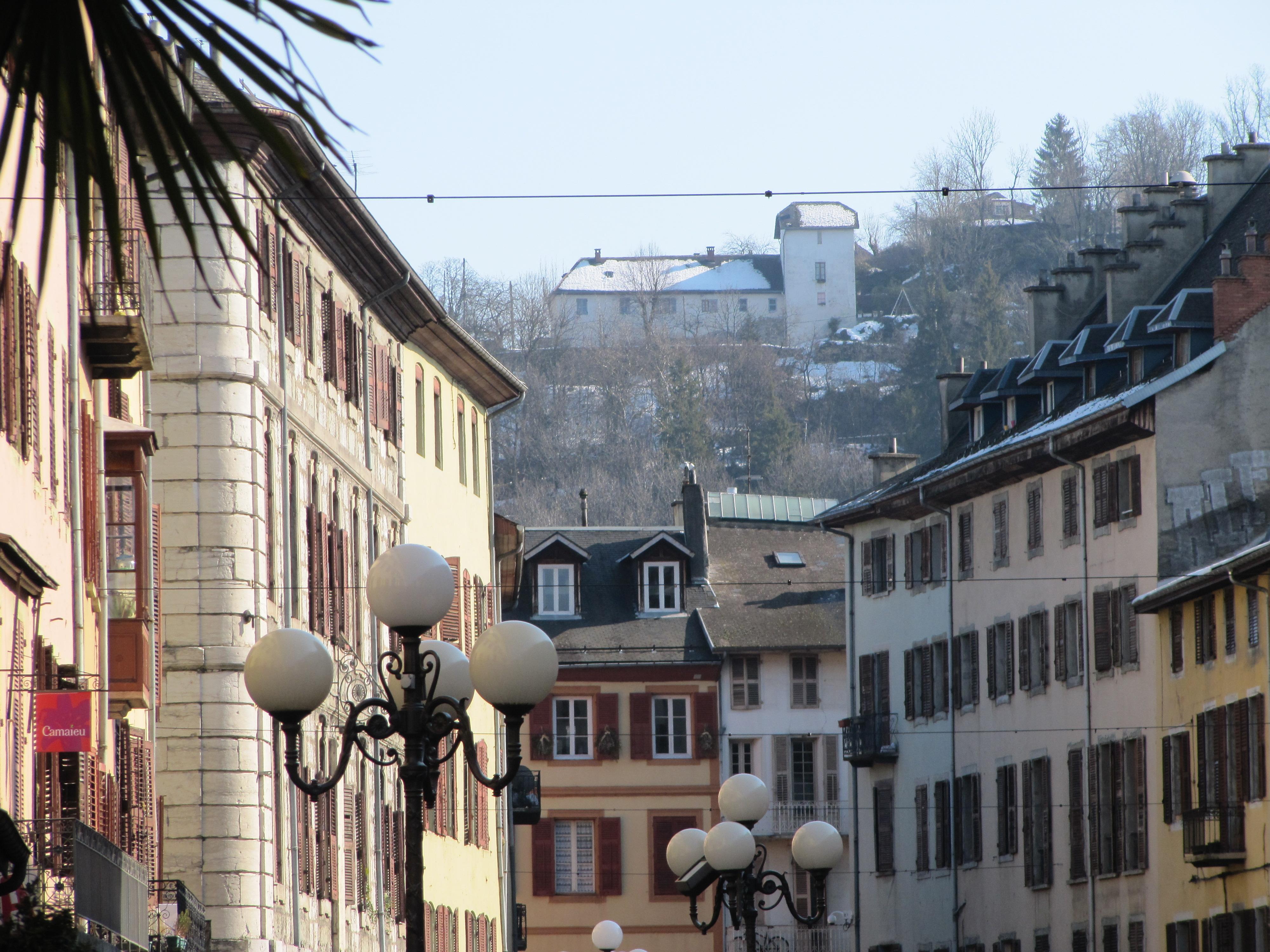 Chambéry vieille ville