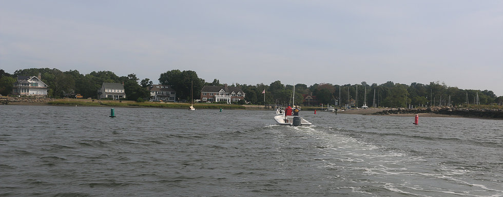 Fishing Charters in Westport, CT