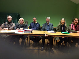 Billingford Parish Councillors