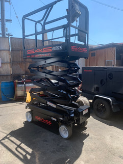 We have every size lift for any size job