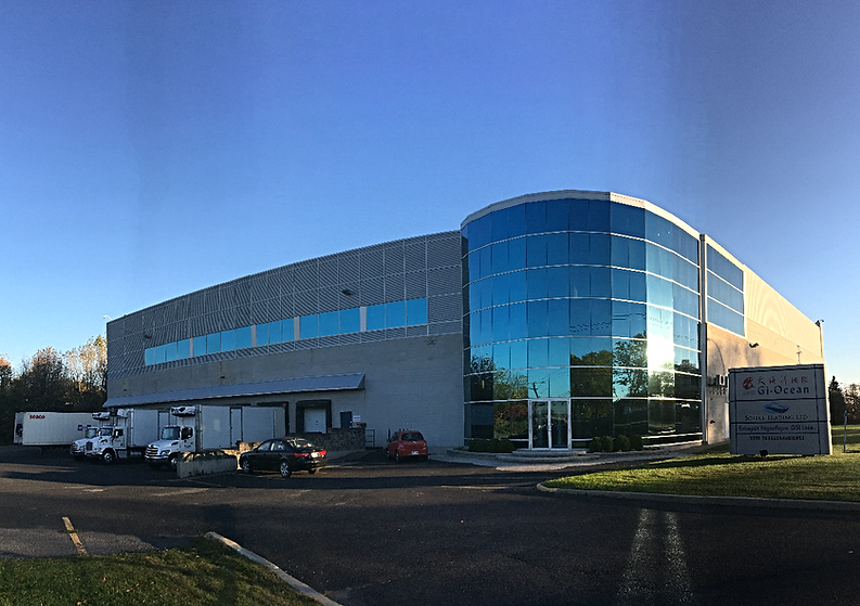 Anchor's Bay Head Office, Soline Corporate Office Canada