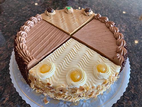 Mixed Torte