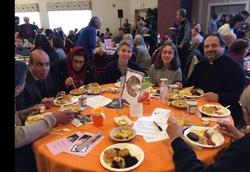 table w brkfst participants