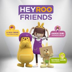 Hey Roo Friends