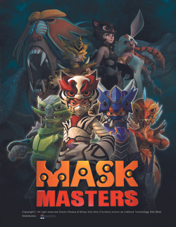 Mask Masters S-01