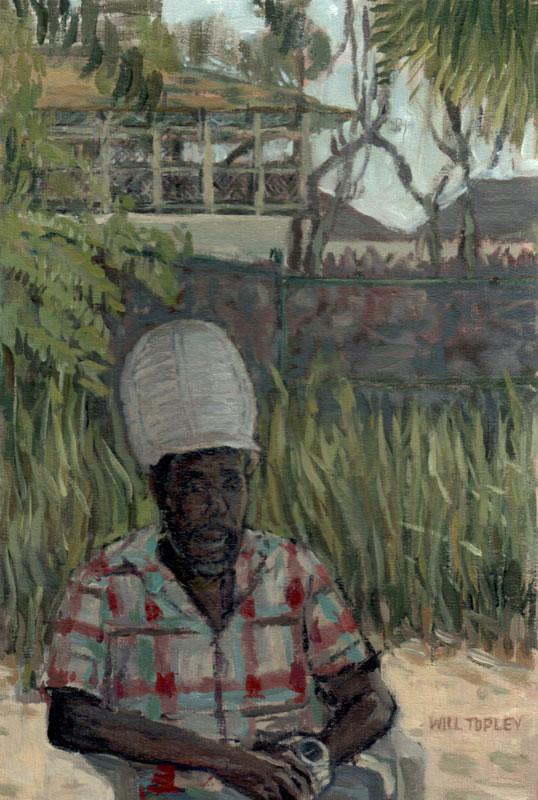 Bongo Man by WT