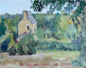La Boissais for Silvy w