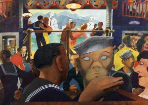 Burra - Izzy Orts 1937