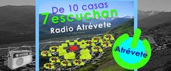 Radio Atrevete - La radio de la familia