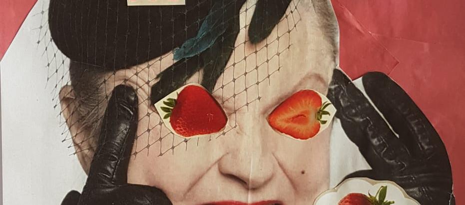 Colour Collage meets Surrealism!!